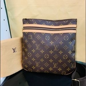 Authentic Louis Vuitton Bosphore bag